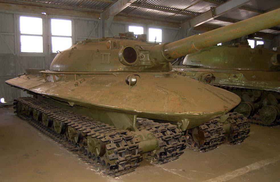"Тяжёлый танк ""ОБЪЕКТ 279"""