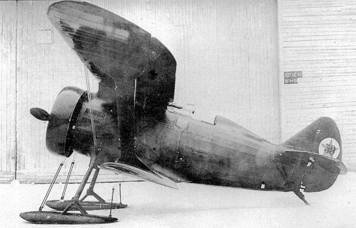 Первый опытный ЦКБ-3