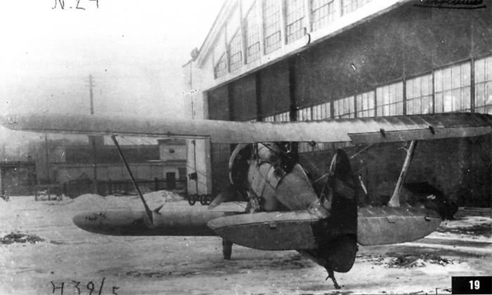 Государственные испытания ЦКБ-3 №7. Аэродром НИИ ВВС, июль 1935 г.