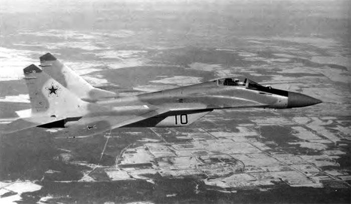 Истребитель МиГ-29