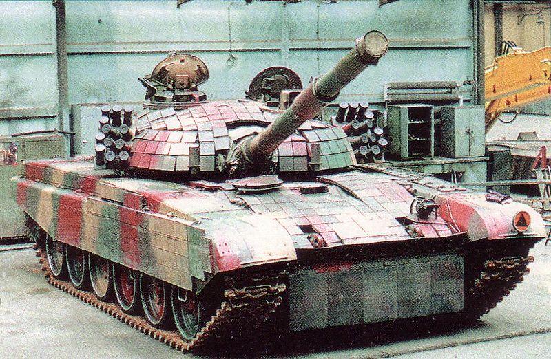 PT-91 Твярды