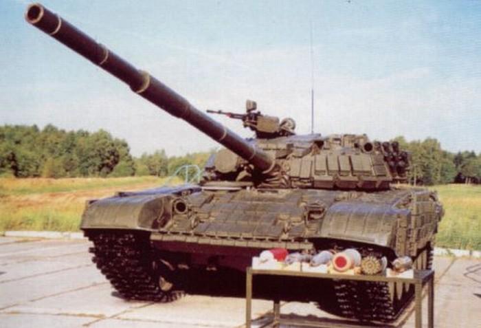 Т-72Б (Объект 184)