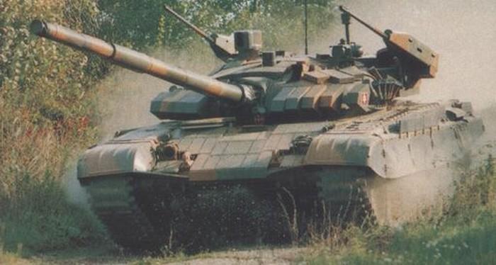 """Т-72М2 """"Модерна"""""""