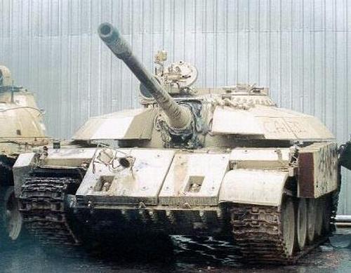 Т-55 «Энигма» (Иракская модернизация Т-55)